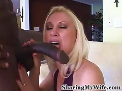 Sexy married woman Devon came to us looking for a hard fucking action!