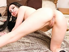 Housewife Avalon gets really horny